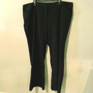 Lane Bryant Navy Blue Pants